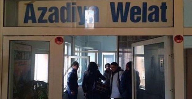 Azadiya Welat çalışanlarından 13'ü serbest