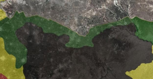 Azez-Cerablus hattı birleştirildi