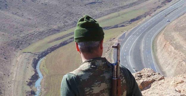 Beytüşşebap'ta silahlı saldırı: 1 korucu yaşamını yitirdi