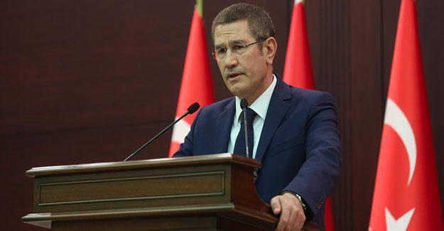 Başbakan Yardımcısı Canikli: Rakka operasyonuna sıcak bakıyoruz