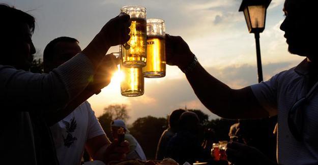 Belçika'da 3,2 km'lik bira boru hattı devreye girdi