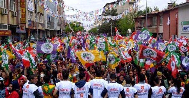Bingöl'de Demirtaş'ın katılacağı HDP mitingi yasaklandı