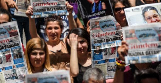 BM, Özgür Gündem'e destek veren gazetecilerin tutuklanmasını kınadı