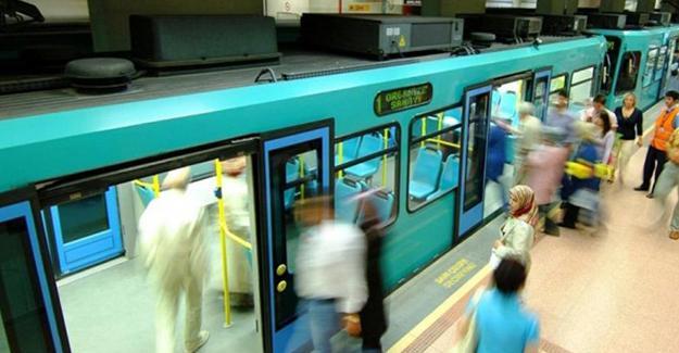 Bursa metrosundaki 'şort tehdidi' zanlısı serbest
