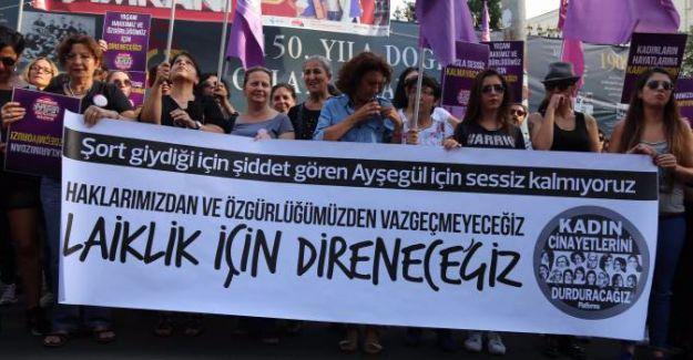"""""""Çakıroğlu'nun serbest bırakılması tüm kadınlar için tehdittir"""""""