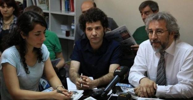 Can Dündar ve Yıldırım Türker'e Özgür Gündem davası