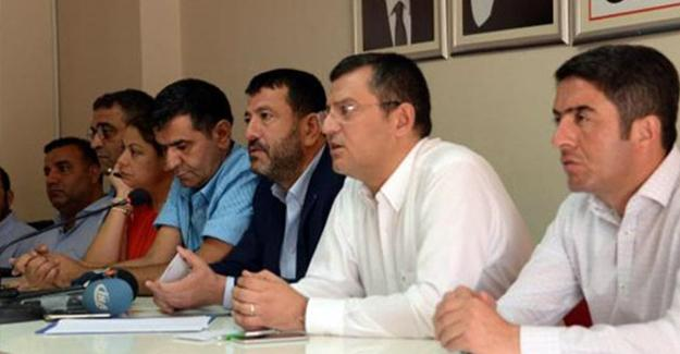 CHP'den Diyarbakır'da kayyum tepkisi: Siyasi kalpazanlık
