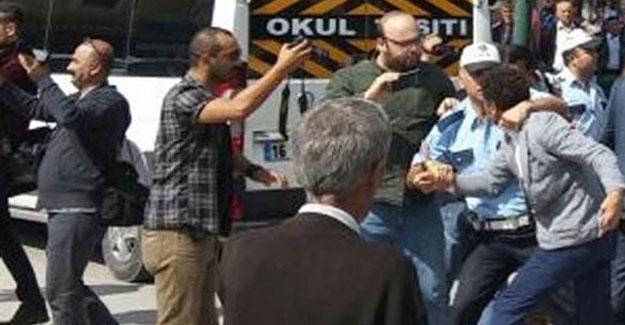 CHP'li vekil gözaltına alınmak istendi