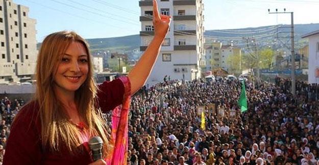 Cizre Belediye Eşbaşkanı Leyla İmret ve DBP PM üyeleri serbest