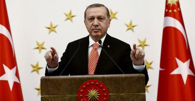 Cumhurbaşkanı Erdoğan: IŞİD'i bitirmek boynumuzun borcudur