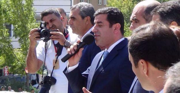 Demirtaş'tan hükümete uyarı: Bu mesajı doğru algılayın