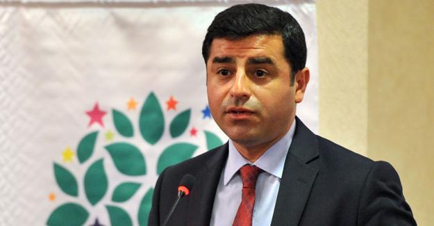 Demirtaş: Kürdistan'ın dört parçasında zulme karşı mücadele ediyoruz
