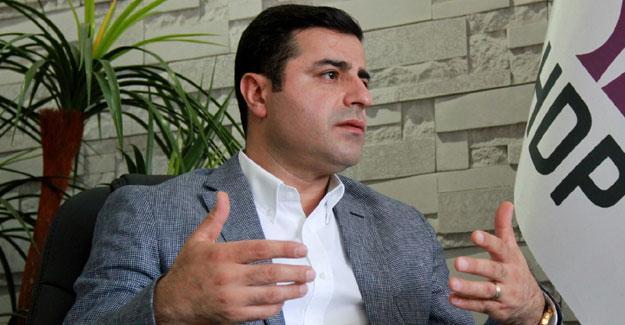 Selahattin Demirtaş: Kürtler bu dönem ortak hareket etmeli
