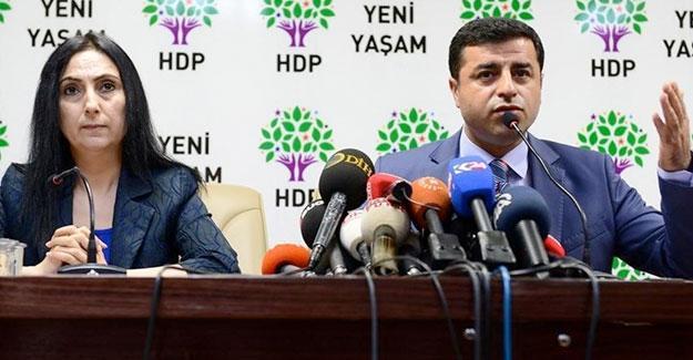 Demirtaş ve Yüksekdağ'ın da aralarında bulunduğu 8 HDP'li vekil ifadeye çağrıldı