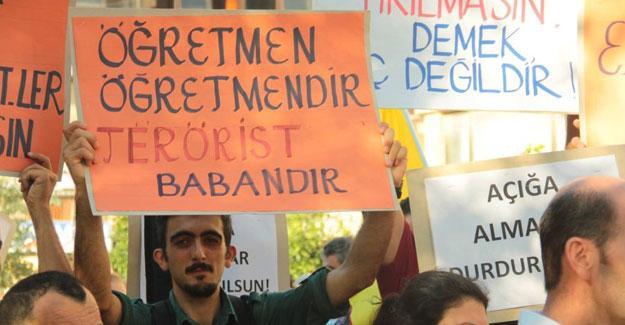 Dersim'de açığa alınan öğretmenler iade edildi, sırada Diyarbakır var