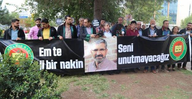 Diyarbakır Barosu'ndan Tahir Elçi cinayetine dair iddialara yalanlama