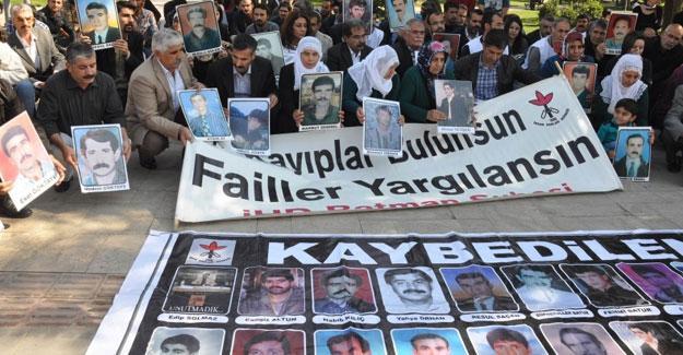Diyarbakır'da Cumartesi Anneleri selamlandı