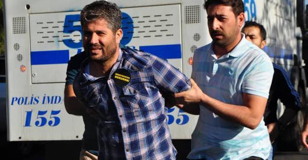 Diyarbakır'da görevden alınan 17 öğretmen gözaltına alındı