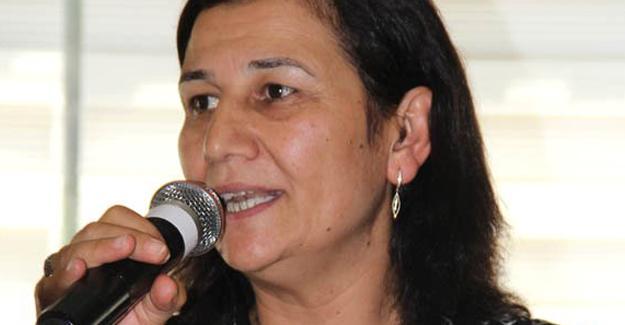 DTK Eş Başkanı Leyla Güven'in pasaportuna el konuldu