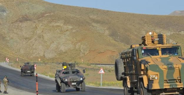 Elazığ'da 15 bölge geçici askeri güvenlik bölgesi ilan edildi