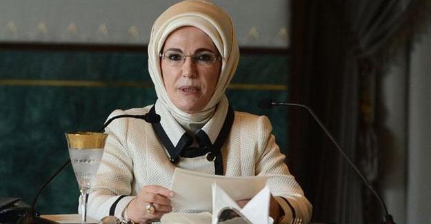 Emine Erdoğan, TOGEM'in kuruluşuna 'öncü olmuş'