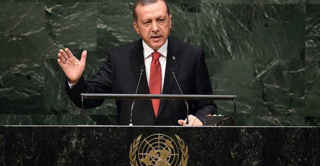 Erdoğan'dan BM ülkelerine 'FETÖ' uyarısı: Yarın çok geç olabilir