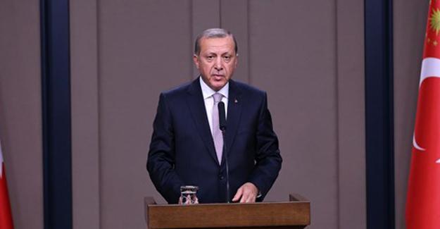 Erdoğan: Fırat'ın doğusuna geçti diyorlar, hayır geçmediler