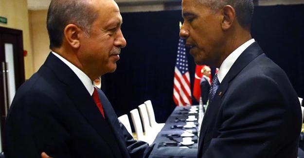 Erdoğan-Obama görüşmesi sonrası açıklama