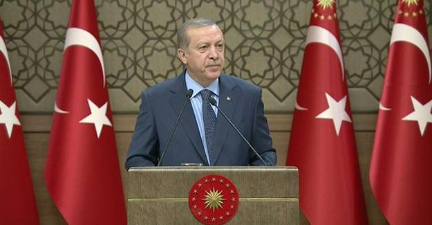 Erdoğan: OHAL'de belki 12 ay da yetmeyecek