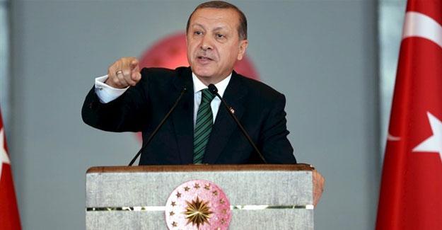 Erdoğan: Suriye'de ılımlılardan milli ordu kurulmalı
