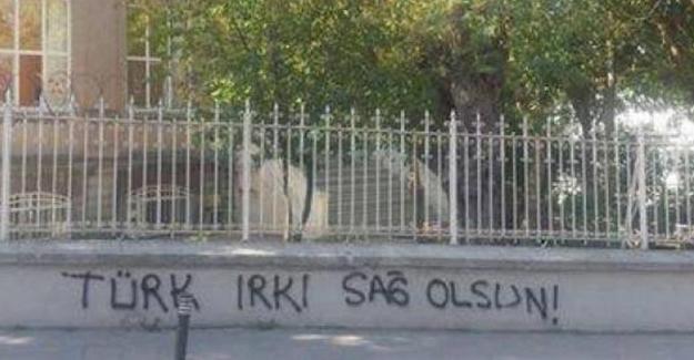 Ermeni okullarına ırkçı yazılamalar Meclis gündeminde
