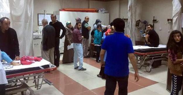Erzurum'da 553 kişi sudan zehirlendi