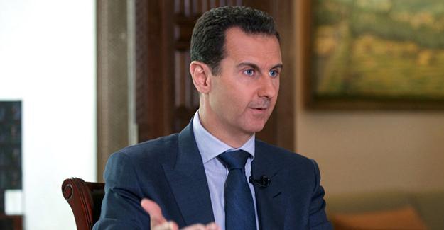 Esad: ABD'nin Suriye askerlerini vurması kasıtlıydı
