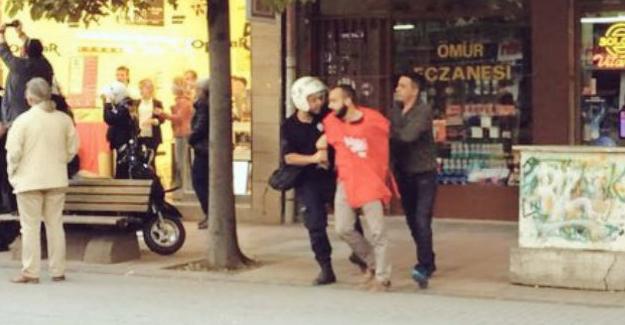 Eskişehir'de 'Haziran'ın eylemine polis saldırısı: 25 gözaltı