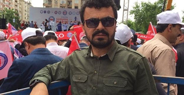 """""""Evrensel kapatılıyor"""" haberini yapan Akit muhabiri tutuklandı"""