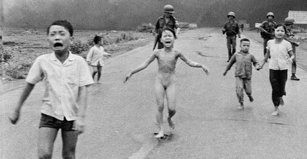 Facebook'tan Vietnam fotoğrafına 'çıplaklık sansürü'