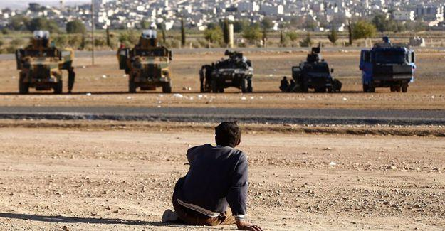 FARC'tan 'Kobani' çağrısı: Demokratik güçler Türk işgaline karşı çıkmalı