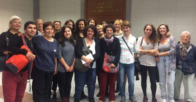 Gazeteci Arzu Demir'in 'Dağın Kadın Hali' duruşması görüldü