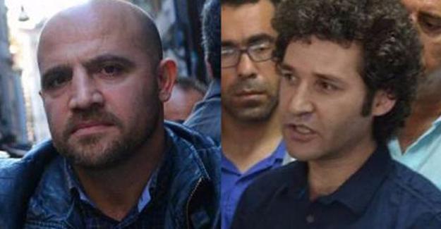 Gazeteci Kaya ve Kızılkaya'ya avukat kısıtlaması