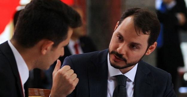 HDP'den Berat Albayrak hakkında soru önergesi