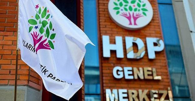 HDP: Alp Altınörs'ün tutuklanması demokratik siyasete vurulmuş bir darbedir
