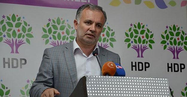 HDP Sözcüsü Bilgen: Kayyum iç savaşa zemindir