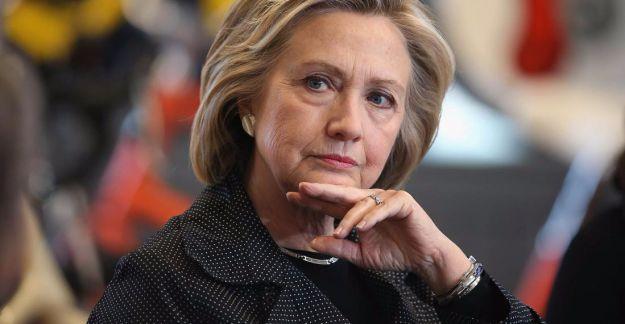 Hillary Clinton'a zatürre teşhisi