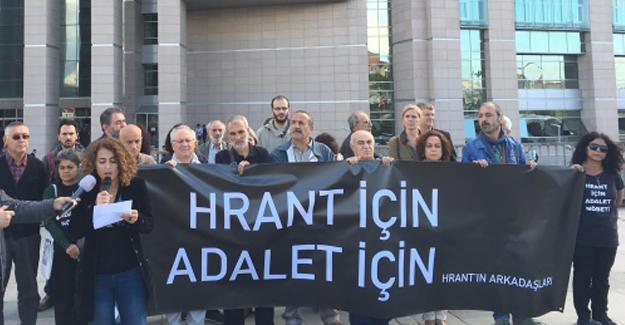 Hrant'ın arkadaşları: Siyasal oyunlara gelmeyiz