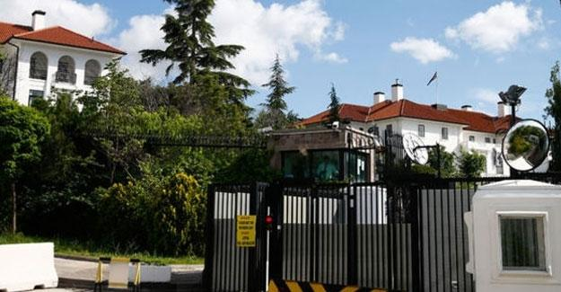 İngiltere ve Almanya büyükelçiliklerine saldırı planlayan 4 kişi yakalandı