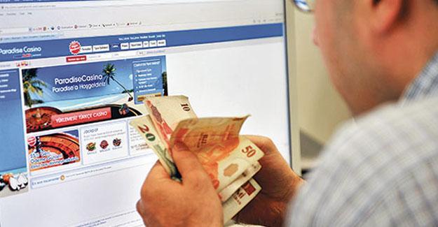 İnternetten bahis oynayan 2.5 milyon TC vatandaşına para cezası