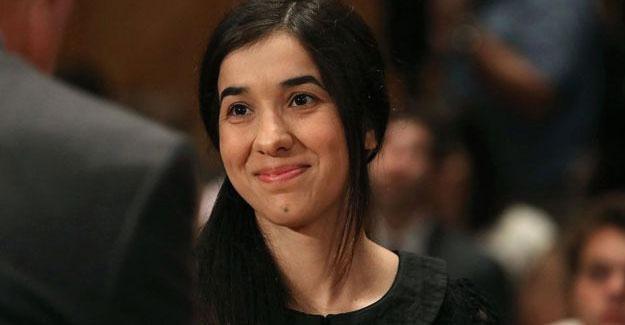 IŞİD'den kurtulan Ezidi kadın 'Birleşmiş Milletler İyi Niyet Elçisi' oluyor