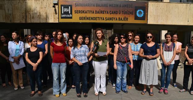 Kadın Politikaları Daire Başkanı Acer 17 gündür gözaltında
