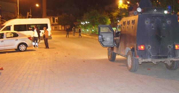 Kars'ta polis karakoluna roketatarlı saldırı