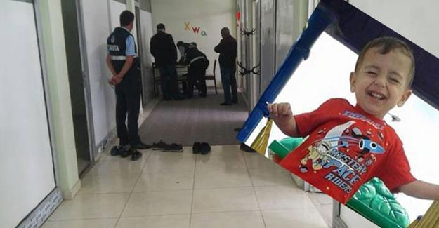 Kayyum Alan Kurdi kreşini mühürledi